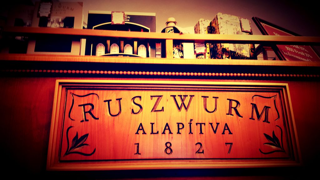 Interior Ruszwurm