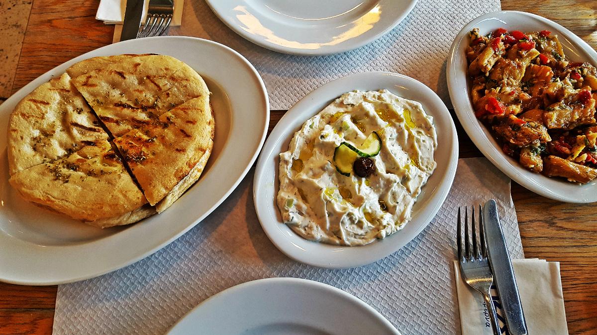 Meze Taverna meniu grecesc