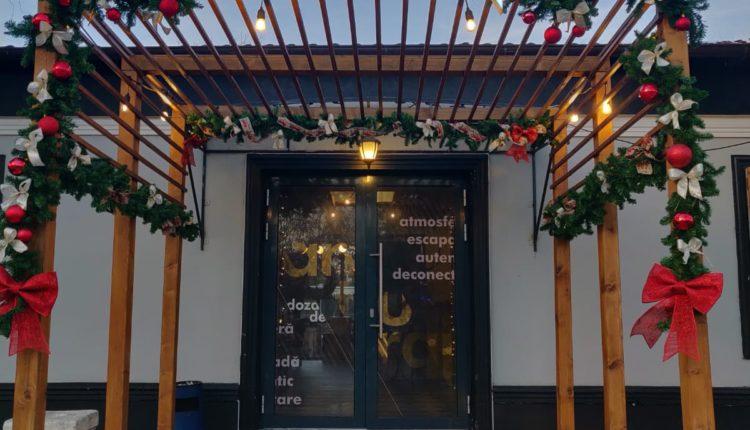 intrare restaurant anturaj
