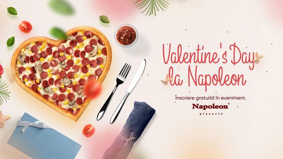 Pizzeria Napoleon Vday