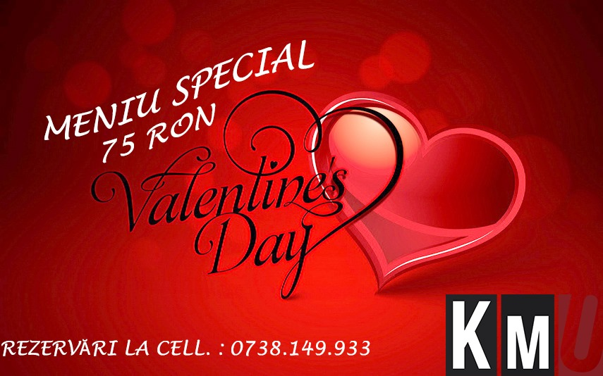 Valentine's Day 2020 la KM0