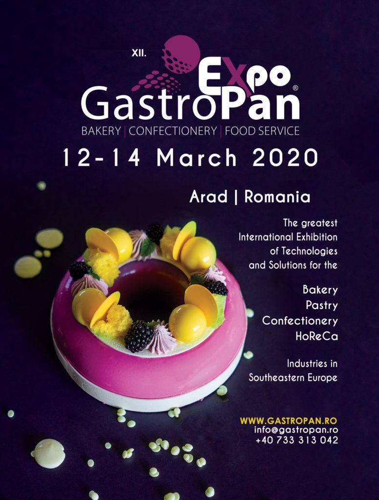 Expoziția GastroPan 2020