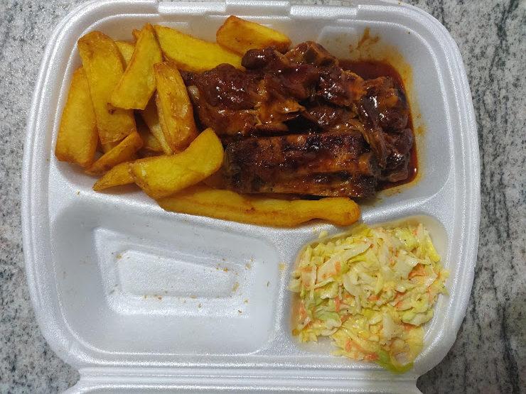 BBQ Ribs la pachet de la Meat Busters