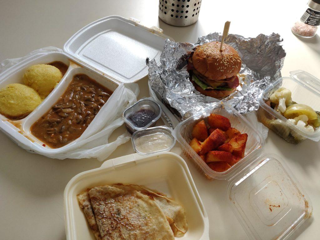 Restaurant Tinecz burger
