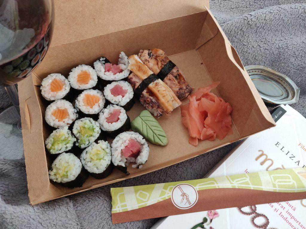sushi Raku Restaurant