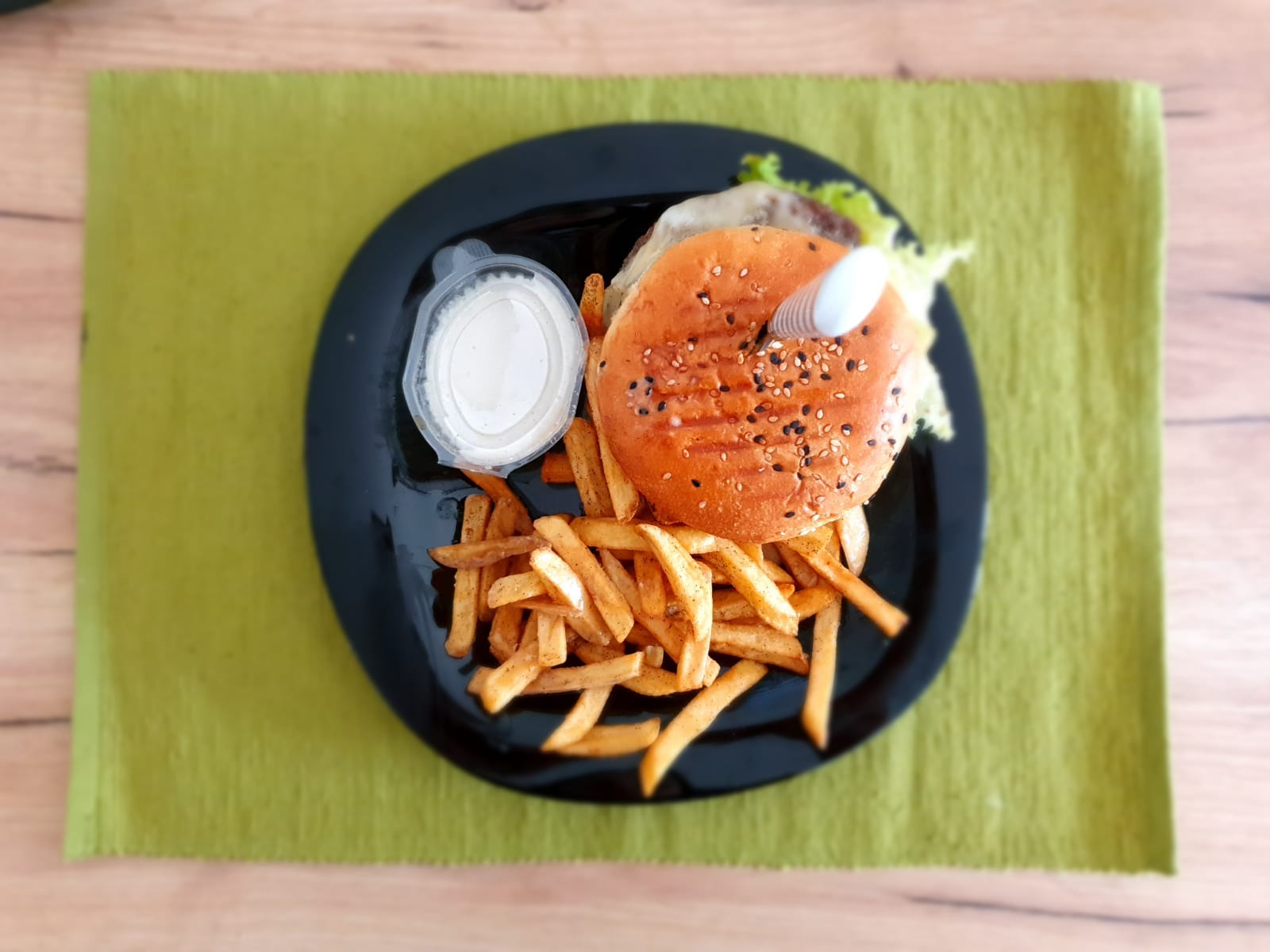 burger sandy