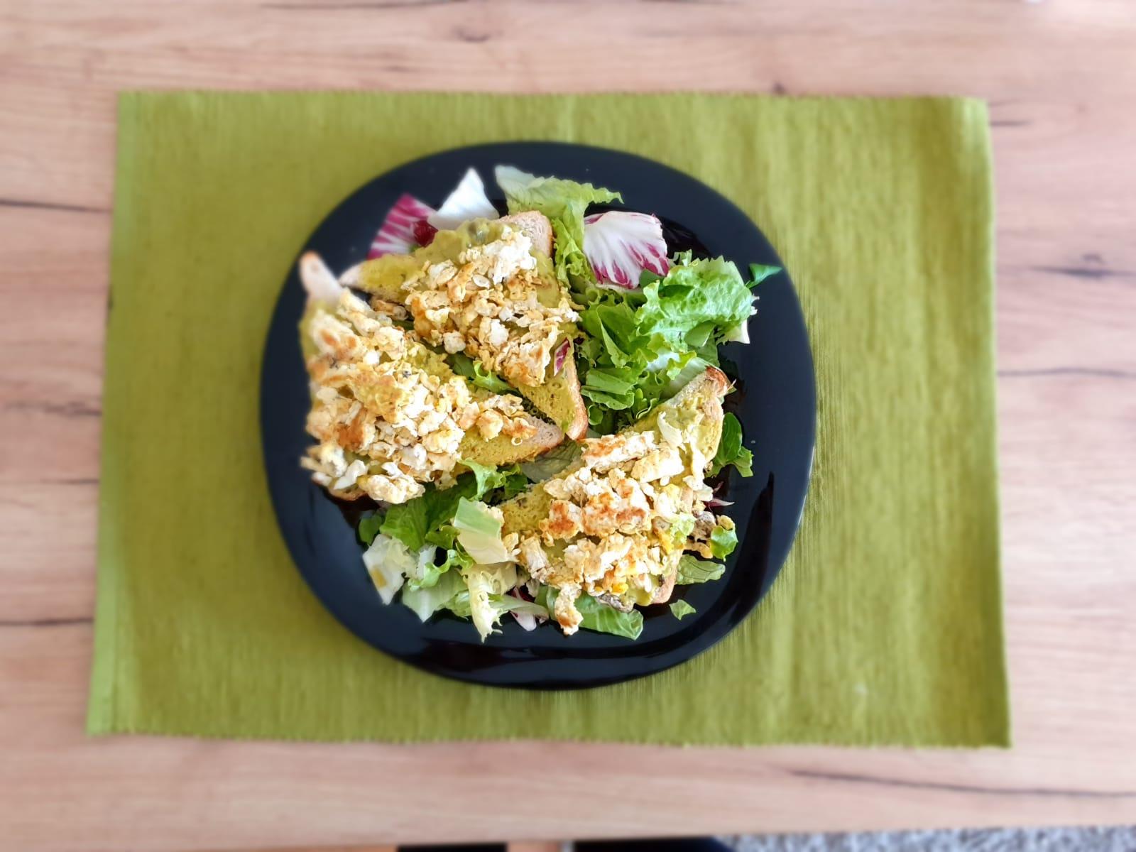 omleta sandy