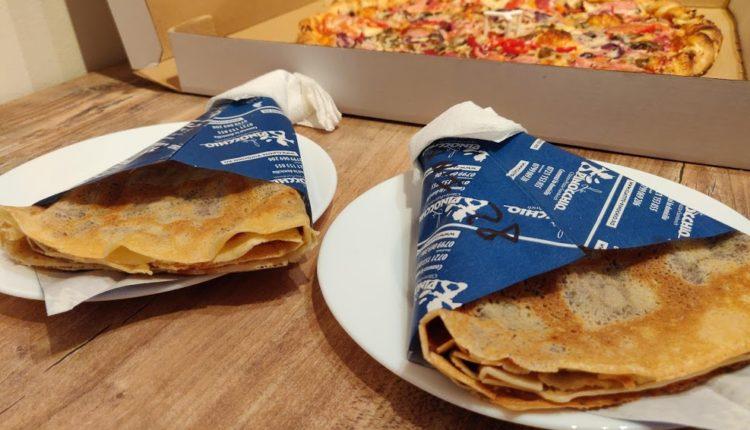 Pizza și clătite