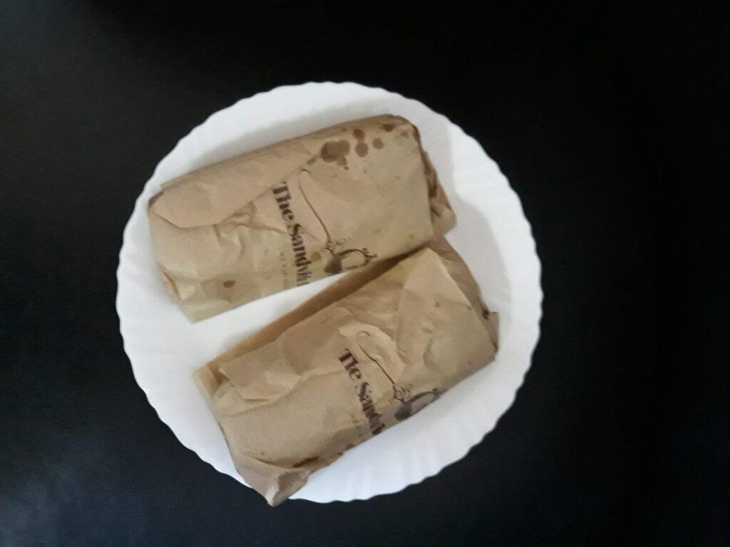 Ambalaj The Sandwich Factory
