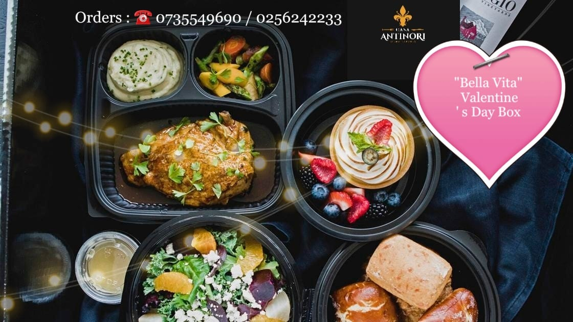 Restaurant Casa Antinori - Valentine's Day Timisoara 2021