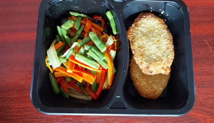 burger de conopida cu legume